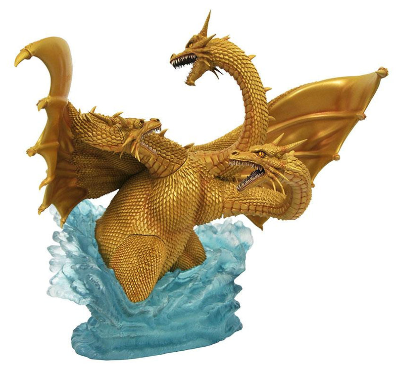 Diamond Select Godzilla Gallery Deluxe King Ghidorah 1991 - Preventa
