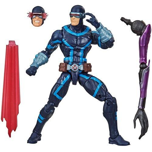 Hasbro Marvel Legends Baf Tri Sentinel: X Men - Ciclope Preventa