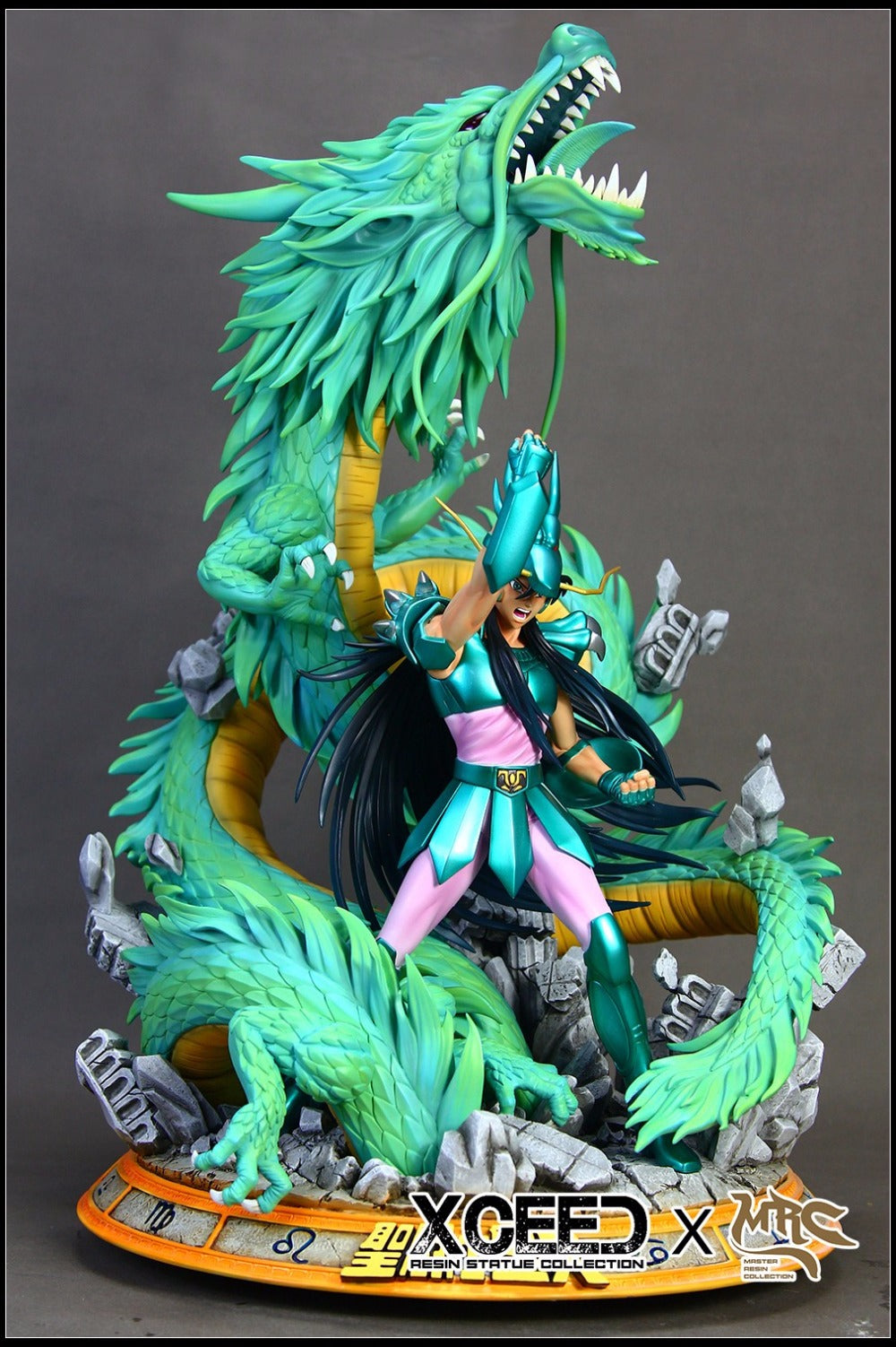 Xceed MRC Saint Seiya - Dragon Shiryu