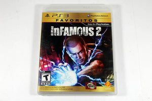 Playstation 3 Infamous 2