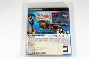 Playstation 3 The Penguins Of Madagascar