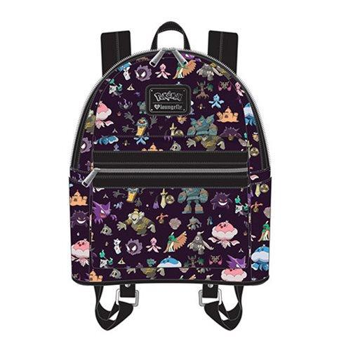 Mochila Pokemon Ghost Type Preventas
