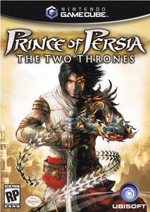 Gamecube Prince Of Persia The Two Thrones
