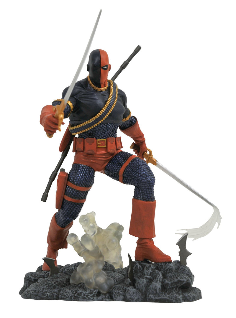 Diamond Select DC Comic Gallery Deathstroke - Preventa