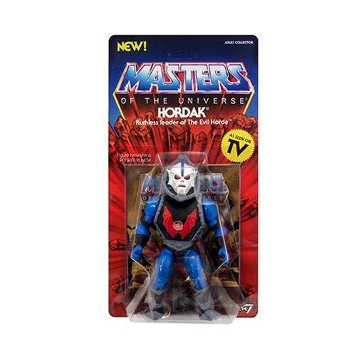 Super7 Masters of the Universe MOTU Vintage Hordak Preventa