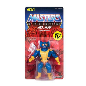 Super7 Masters of the Universe MOTU Vintage Mer-Man Preventa