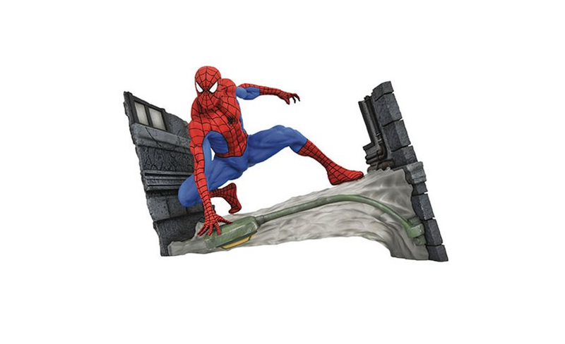 Diamond Select Marvel Gallery Spider-Man Comic Statue - Preventa