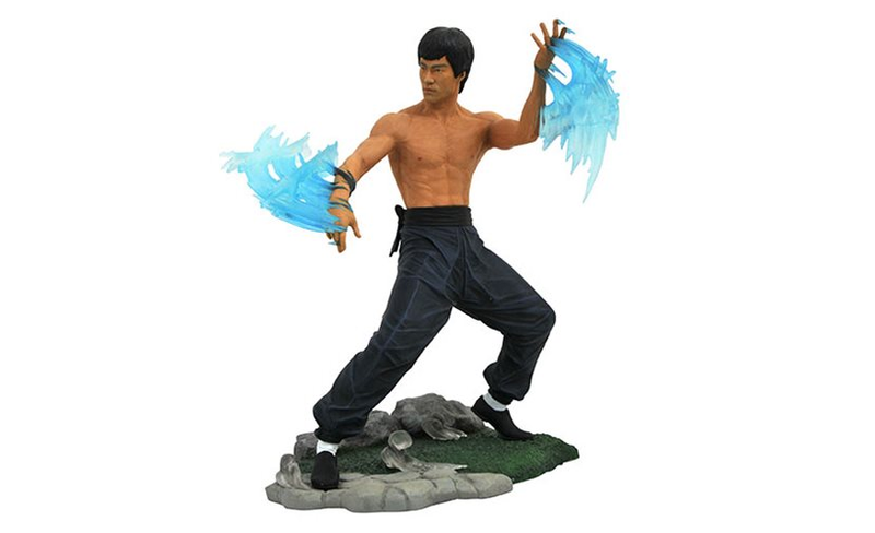 Diamond Select Bruce Lee Gallery Water Statue - Preventa