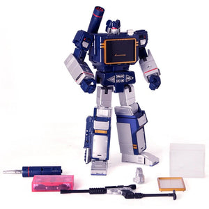 Transformers G1 Soundwave