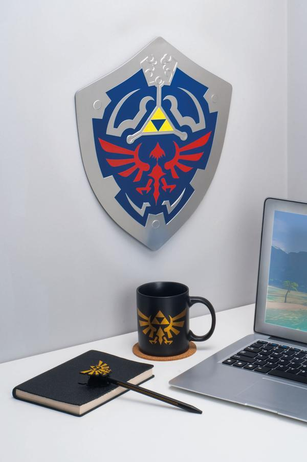 Paladone Escudo Decorativo de Link (The Legend of Zelda)