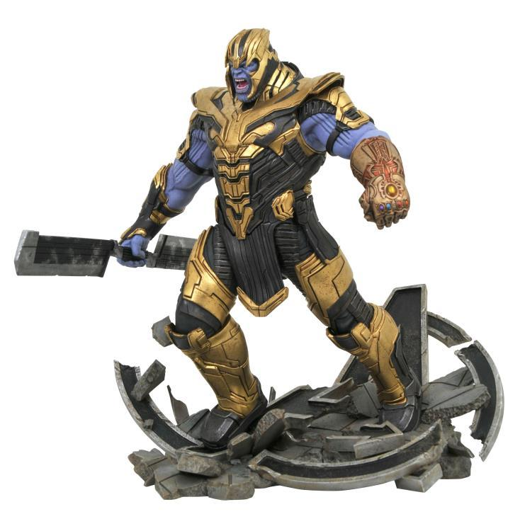 Diamond Select Marvel Milestones Avengers: Endgame Armored Thanos - Preventa