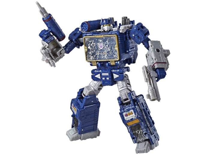 Takara Tomy / Hasbro Transformers: Siege War For Cybertron - Soundwave