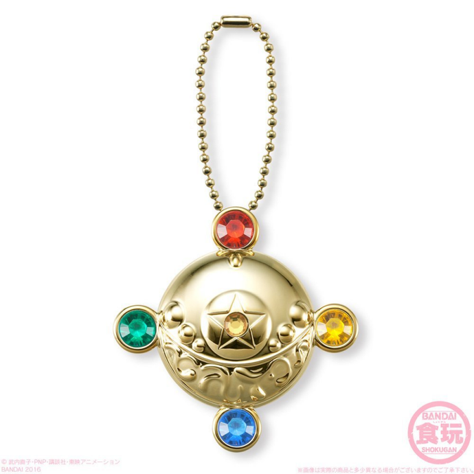 Akihabaratoys Coleccionable BANDAI LLAVERO MINIATURE TABLET VOL. 4 - TRANSFORMATION BROOCH