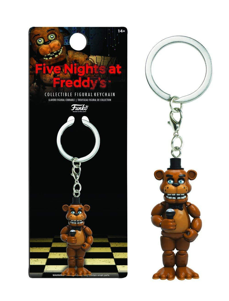 Akihabaratoys Coleccionable FUNKO POP POCKET KEYCHAIN FIVE NIGHTS AT FREDDY'S - FREDDY