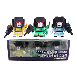 Akihabaratoys Coleccionable HASBRO TRANSFORMERS THE LOYAL SUBJECTS - RAINMAKERS (3PACK)