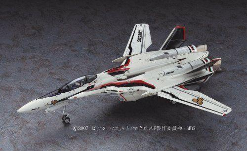 Akihabaratoys Coleccionable Hasegawa 1/72 Macross Frontier VF-25F/S MESSIAH Fighter Model Kit