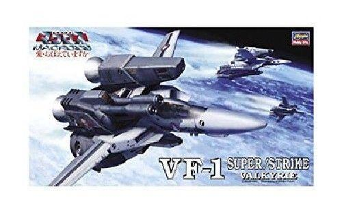 Akihabaratoys Coleccionable Hasegawa 1/72 Macross VF-1 SUPER/SRIKE VALKYRIE Fighter Model Kit