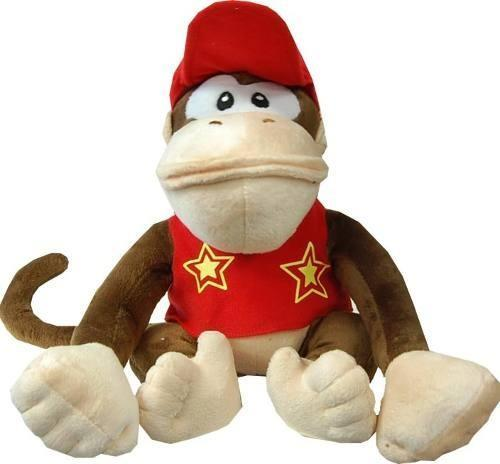 Akihabaratoys Coleccionable PELUCHE DIDDY KONG 6