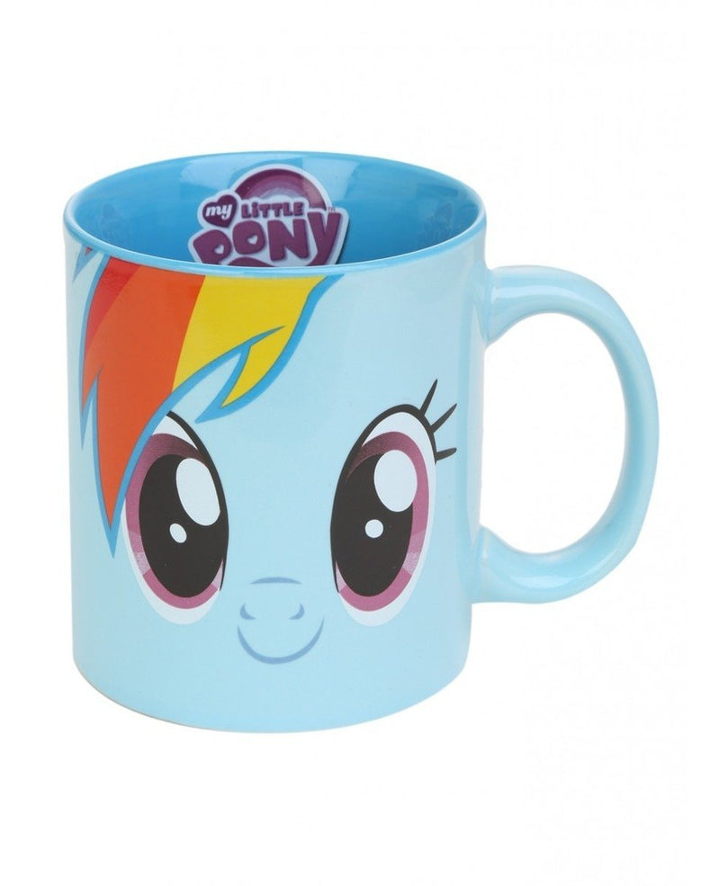 Akihabaratoys Coleccionable TAZA CERAMICA - MY LITTLE PONY PONY RAINBOW DASH
