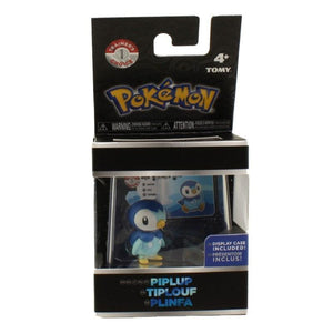 Akihabaratoys Coleccionable TOMY POKEMON DISPLAY CASE PIPLUP