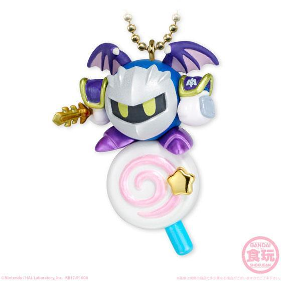Akihabaratoys Coleccionable TWINKLE DOLLY KIRBY - META KNIGHT & CANDY - preventa