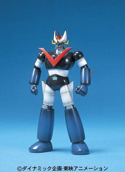 Akihabaratoys Figura Articulada BANDAI MODEL KIT MECHANIC COLLECTION GREAT MAZINGER - preventa