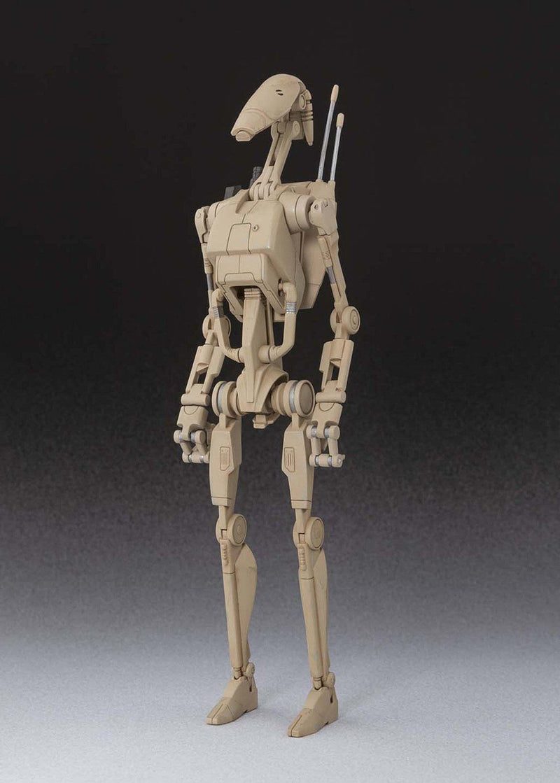 Akihabaratoys Figura Articulada Bandai S.H. Figuarts Battle Droid Star Wars Episode I The Phantom Menace