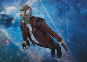 Akihabaratoys Figura Articulada BANDAI S.H. FIGUARTS STAR LORD GUARDIANES OF THE GALAXY VOL. 2