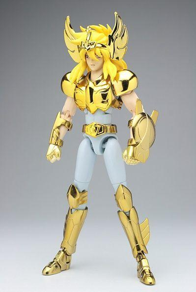 Akihabaratoys Figura Articulada BANDAI SAINT SEIYA MYTH CLOTH CISNE HYOGA POWER OF GOLD