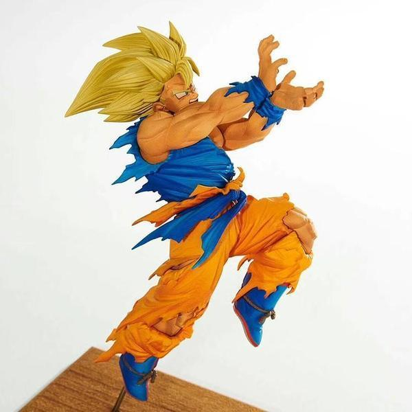 Akihabaratoys Figura Articulada DRAGONBALL SUPER BANPRESTO WORLD FIGURE COLOSSEUM - GOKU SUPER SAIYAN  Vol. 1