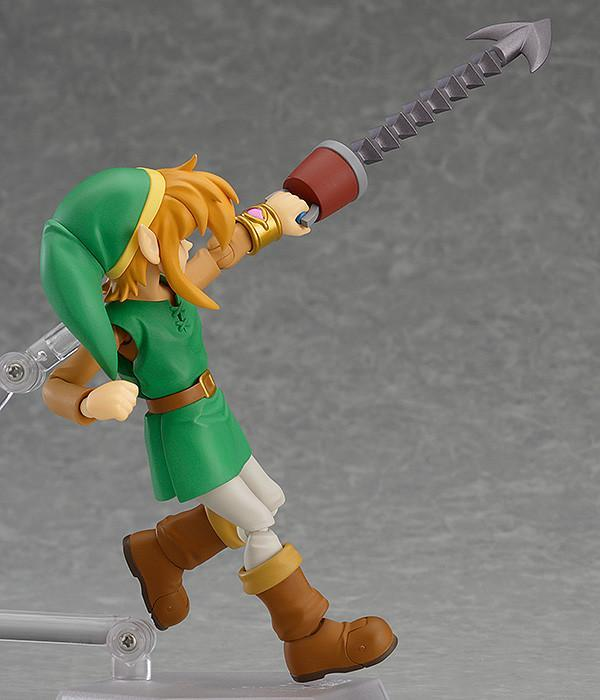 Akihabaratoys Figura Articulada FIGMA LINK: A LINK BETWEEN WORLDS DX EDITION
