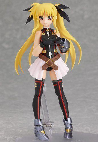 Akihabaratoys Figura Articulada figma Magical Girl Lyrical Nanoha The MOVIE 2nd A's Fate  Testarossa Lightning