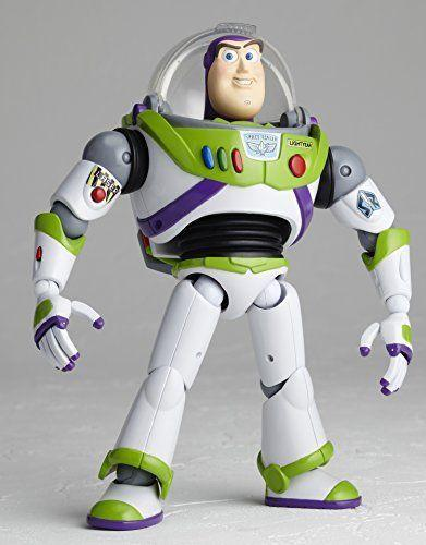 Akihabaratoys Figura Articulada Legacy of Revoltech Toy Story Buzz Lightyear SCI-FI Revoltech