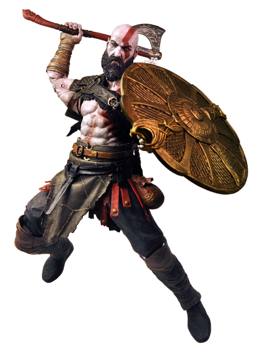Akihabaratoys Figura Articulada NECA God of War KRATOS Ghost of Sparta