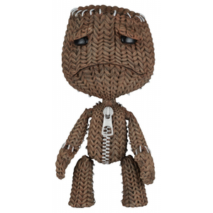 Akihabaratoys Figura Articulada NECA LITTLE BIG PLANET SACKBOY SAD