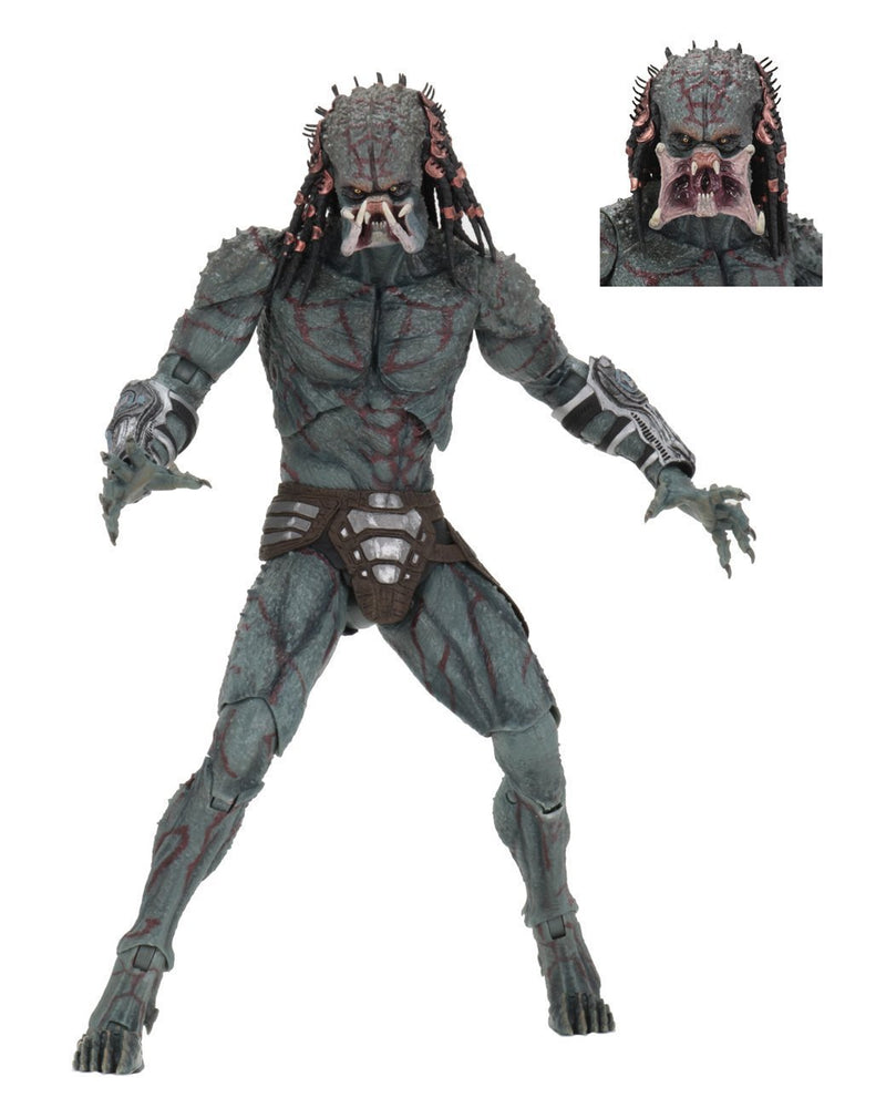 NECA Predator 2018 Movie Armored Assassin Predator Deluxe - Preventa