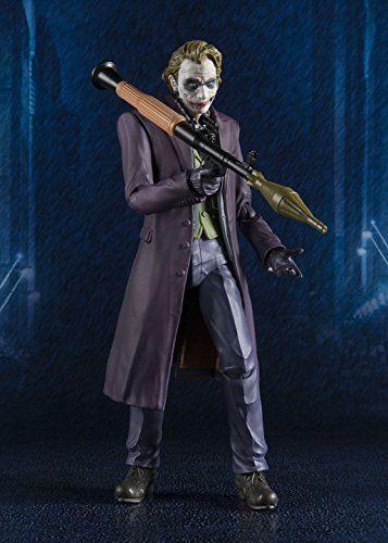 Akihabaratoys Figura Articulada S.H. FIGUARTS BATMAN THE DARK KNIGHT - JOKER
