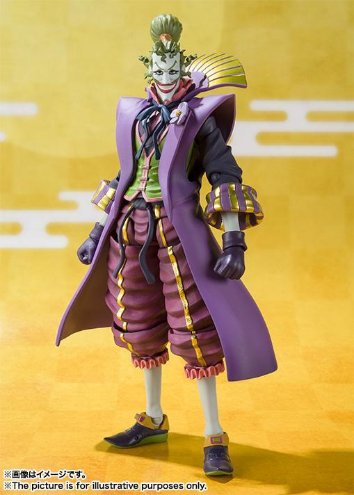 Akihabaratoys Figura Articulada S.H. FIGUARTS THE JOKER, DEMON KING OF THE SIXTH HEAVEN - Preventa