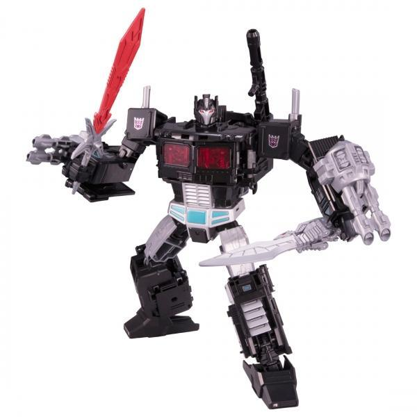 Akihabaratoys Figura Articulada Transformers Power Of The Primes - PP-42 Nemesis Prime - Preventa