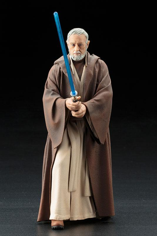Akihabaratoys Figura Estatica ARTFX Plus Star Wars A New Hope - Obi Wan Kenobi (Reissue) - Preventa