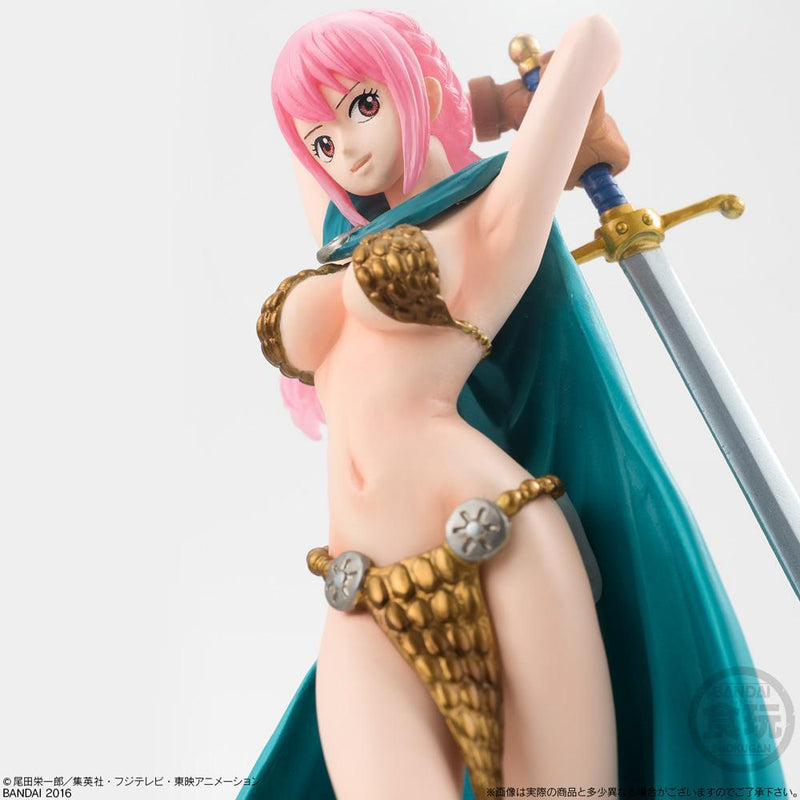 Akihabaratoys Figura Estatica BANDAI STYLING ONE PIECE GIRLS REBECCA