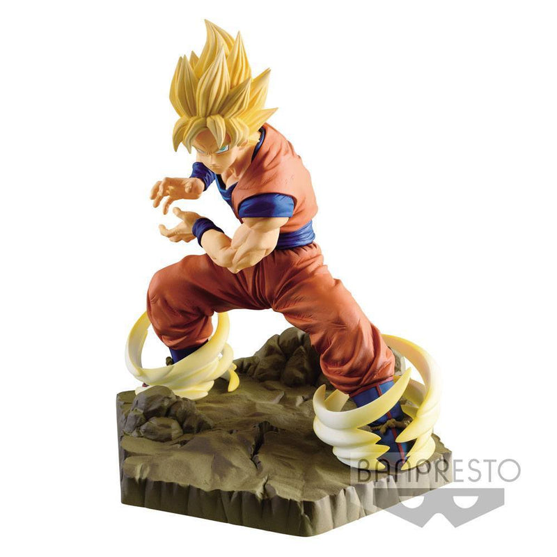 Akihabaratoys Figura Estatica BANPRESTO ABSOLUTE PERFECTION GOKU - preventa