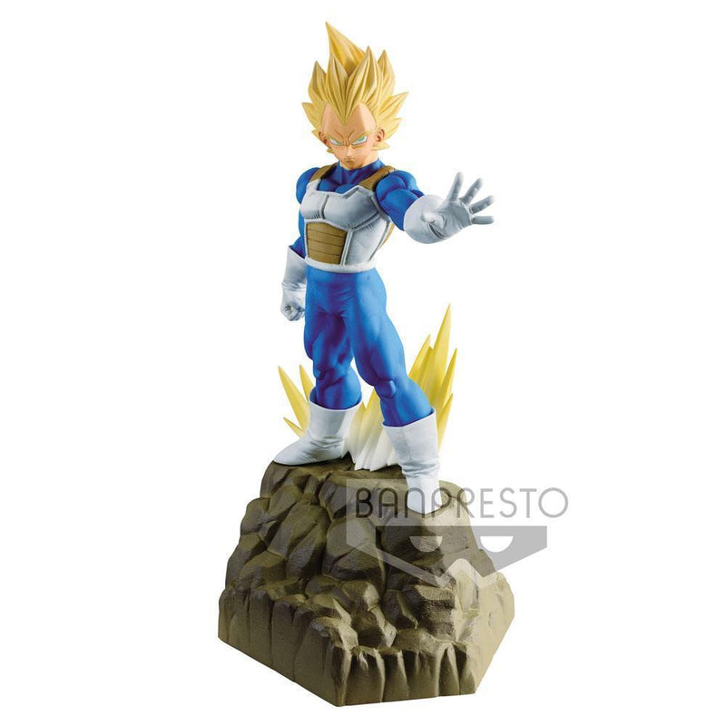 Akihabaratoys Figura Estatica BANPRESTO ABSOLUTE PERFECTION - VEGETA- preventa