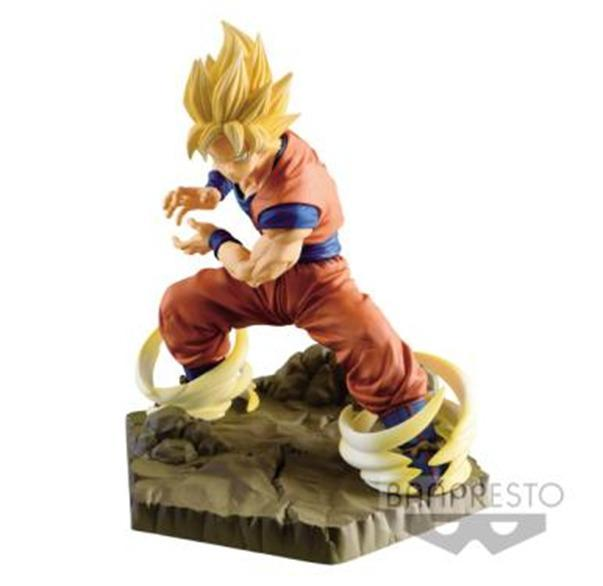 Akihabaratoys Figura Estatica Banpresto DRAGON BALL ABSOLUTE PERFECTION -SON GOKOU-