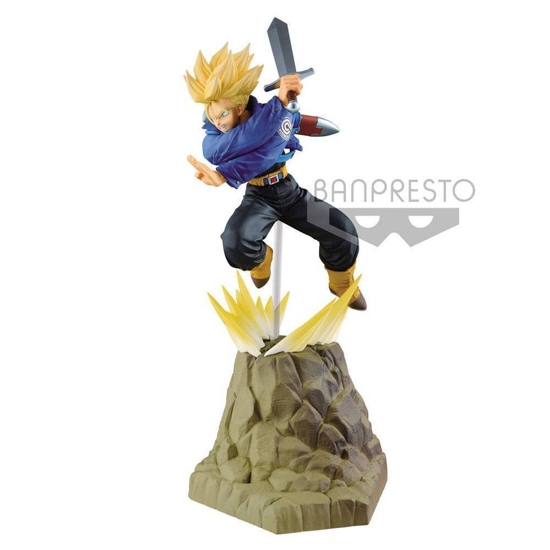 Akihabaratoys Figura Estatica BANPRESTO DRAGON BALL ABSOLUTE PERFECTION - TRUNKS - preventa