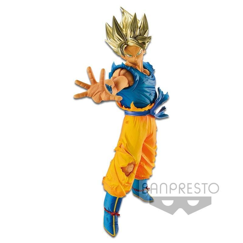 Akihabaratoys Figura Estatica BANPRESTO DRAGON BALL BLOOD OF SAIYANS - SPECIAL SON GOKU - preventa