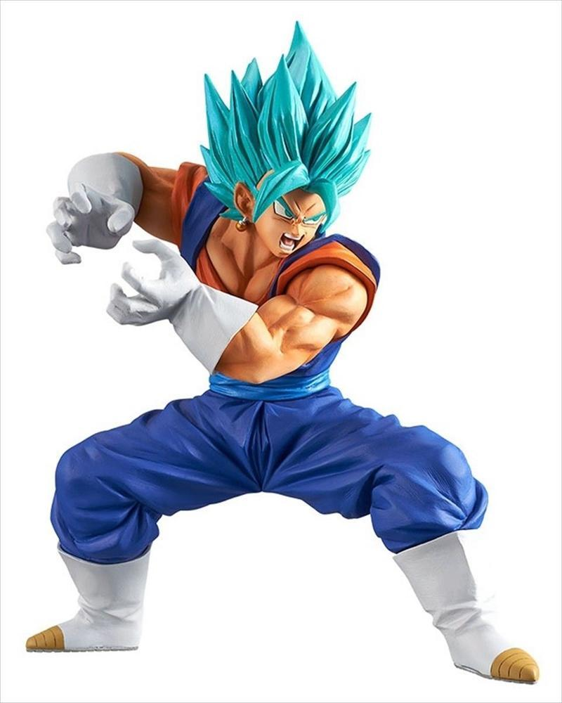 Akihabaratoys Figura Estatica BANPRESTO Dragon Ball Z Blue God Vegetto Final Kamehameha
