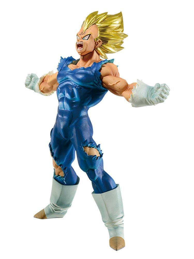 Akihabaratoys Figura Estatica BANPRESTO DRAGON BALL Z MAJIN VEGETA BLOOD OF SAIYANS