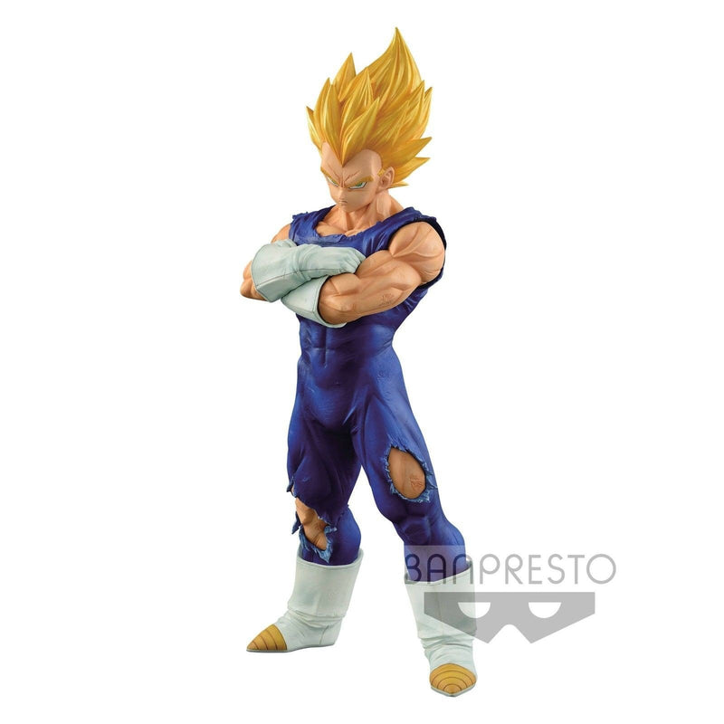 Akihabaratoys Figura Estatica BANPRESTO Grandista- Resolution of Soldiers Figure - VEGETA
