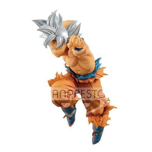 Akihabaratoys Figura Estatica Banpresto World Figure Colosseum Dragon Ball Special Goku Ultra Instinto